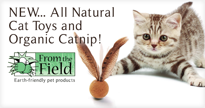 All Natural Cat Toys and Catnip by The Total Cat Store